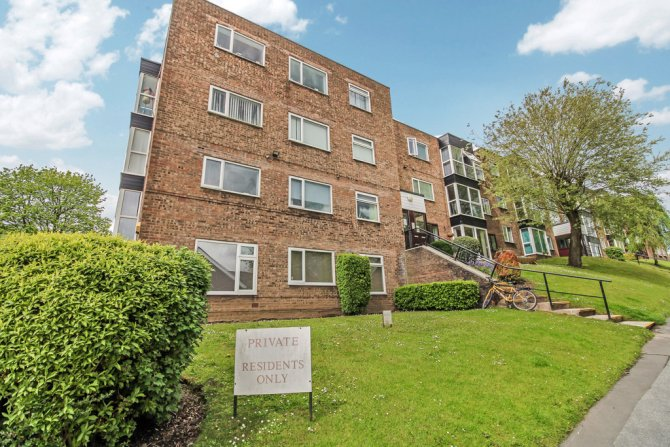 Flat in Manchester for sale in Manchester
