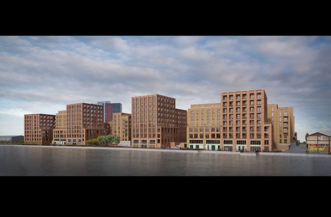 Bridgewater Wharf, M43 7FW for sale in Manchester