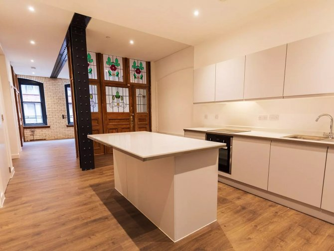 66 New York-style 1, 2 & 3 bed apartments - Manchester, M4 for sale in Mancherster