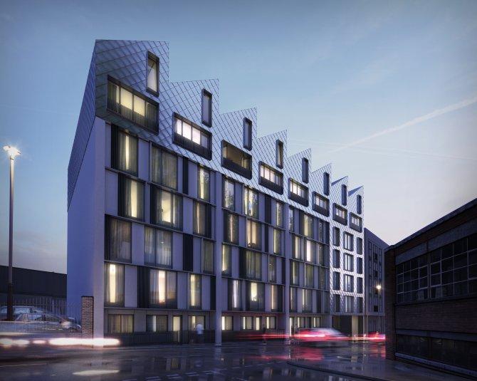 Luxury New Build Apartments  for sale in Birmingham