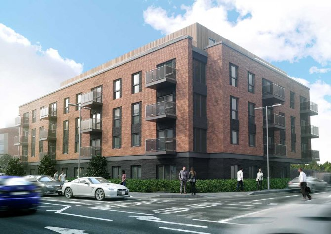 Layerthorpe New Build Apartments. for sale in York