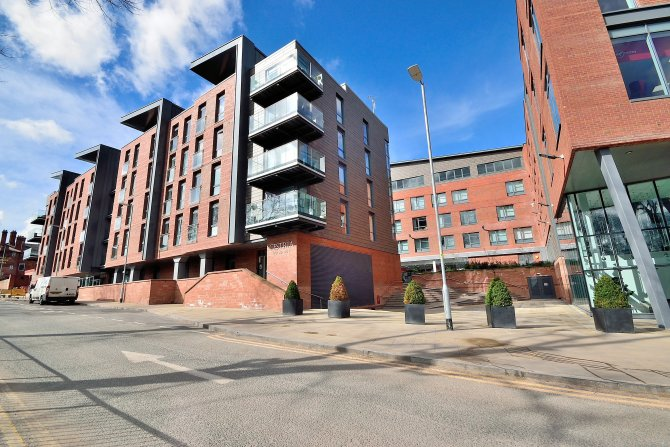 New Build Chester Apartments for sale in Chester