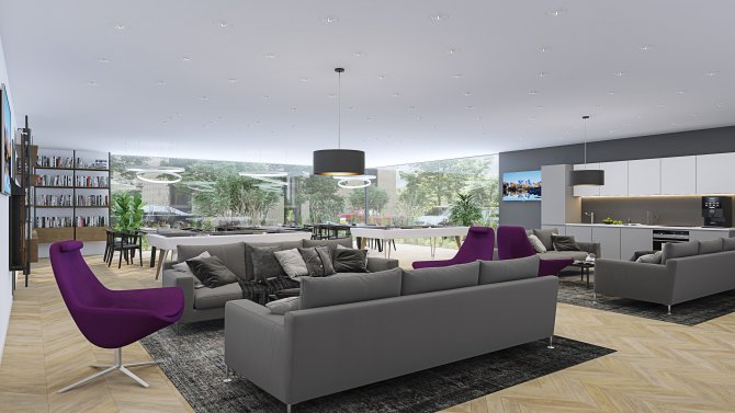 The Villas Block 2 for sale in Stoke-on-Trent