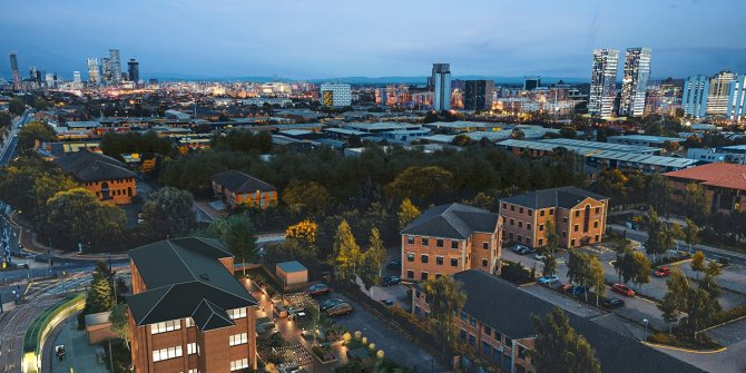 Cross Quays Square for sale in Manchester