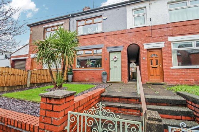 Detached in Rochdale for sale in Rochdale