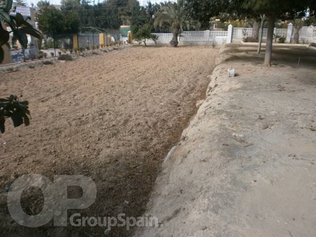 Land for sale in la marina spain 65 000 lms1056 for Build house on your own land