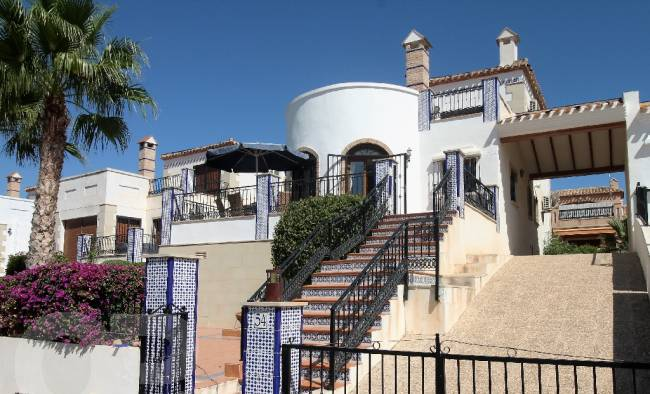 Ibiza Link Detached Villa