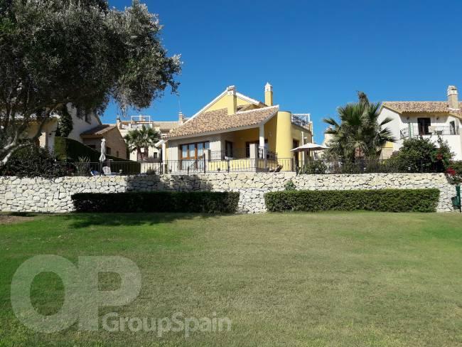 Coria Frontline Detached Villa