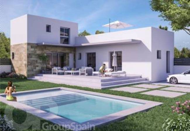 2/3 Terraced Villas with Private Pools