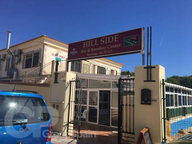 Hillside Lease for Sale
