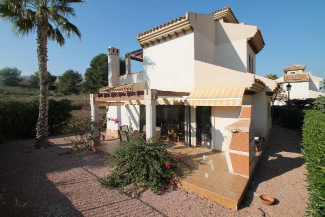 Detached Frontline Golf Villa