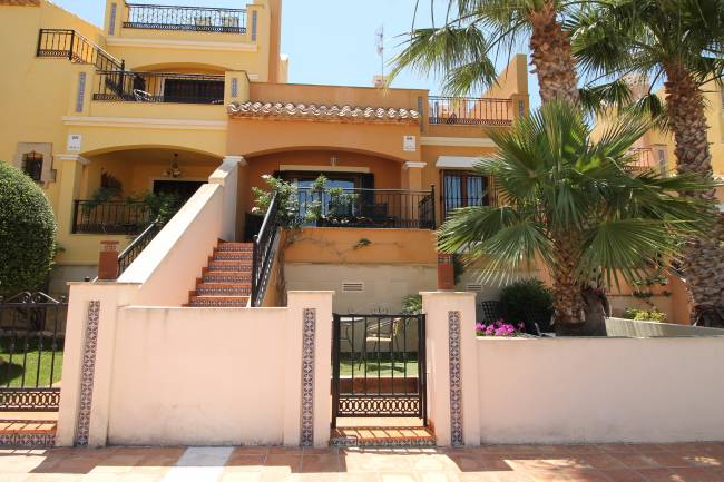 Three Bedroom Buhardilla Townhouse