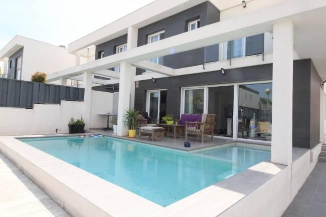 A wonderful modern Villa