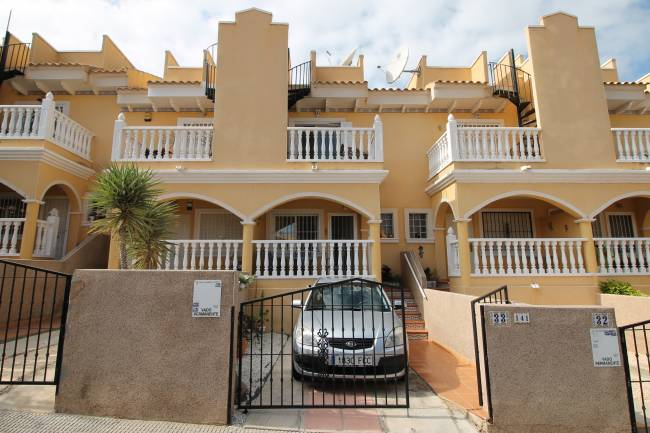 Two bedroom Montemar townhouse