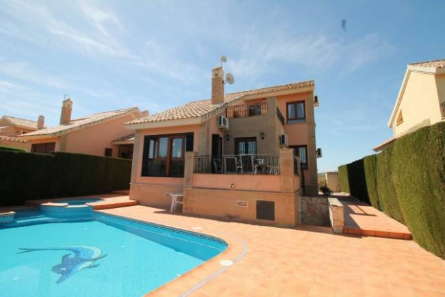 Detached Villa in La Finca Golf Resort