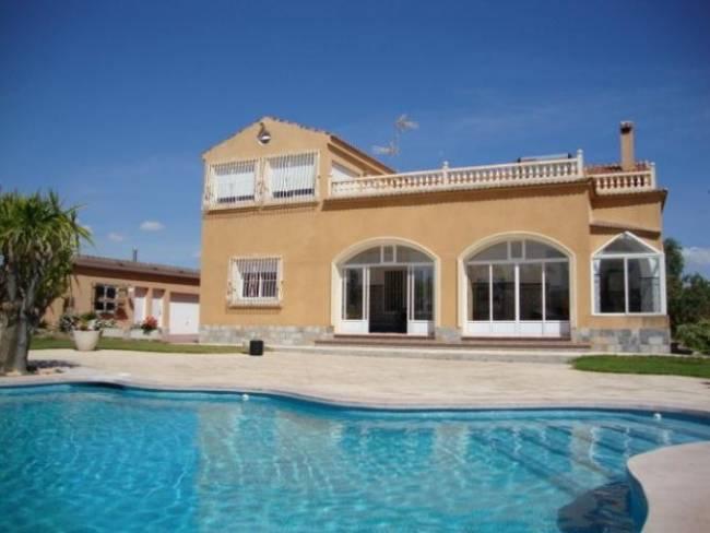 Detached Villa in El Altet