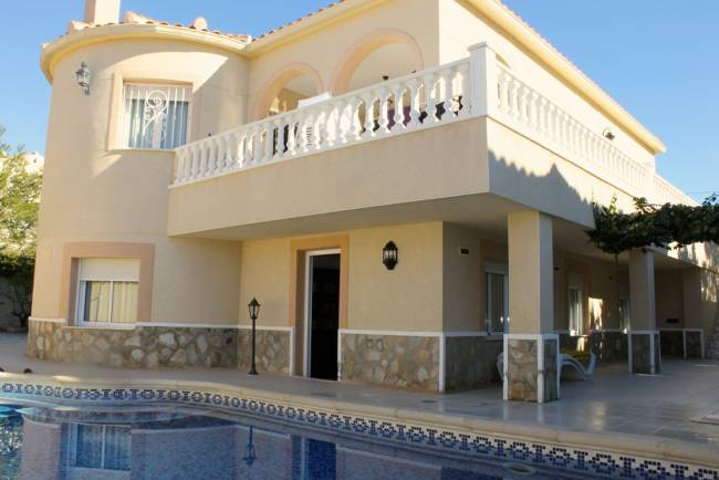 A Stunning and Unique Detached Villa with Secluded Private Pool