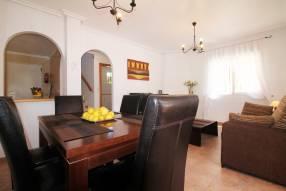 Detached 3 bedroom 2 bathroom villa  (6)