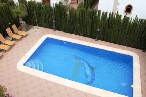 3 Bed Semi-Detached Villa (8)