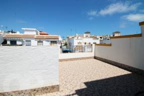 Playa Flamenca - 3 bedroomed Cosy Townhouse (13)