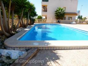 Detached Villa with Communal Pool (14)