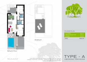 2/3 bed 2 bath new build properties  (8)