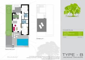 2/3 bed 2 bath new build properties  (9)