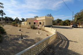 Finca with a guest house (0)