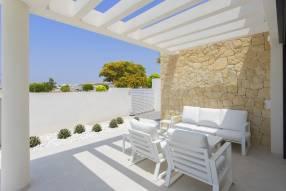 Modern luxury villa with heated pool (2)