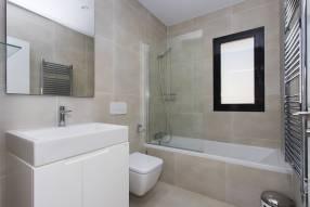 Modern luxury villa with heated pool (12)