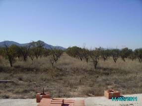 Land of 10,287m2 with foundations and permits to build your own home (9)