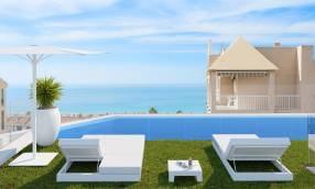 Luxurious Apartments with Sea Views. (0)
