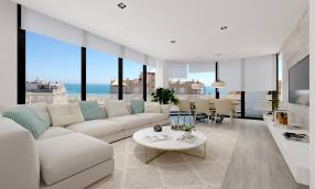 Luxurious Apartments with Sea Views. (2)