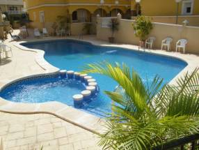 Penthouse Apartment in Algorfa (1)