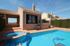 Detached Villa in La Finca Golf Resort (1)