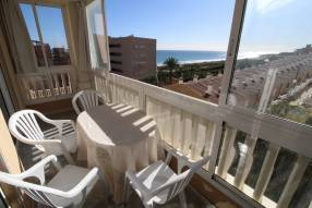 Apartment with spectacular views of Los Arenales del Sol Beach  (0)