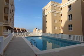 Apartment with spectacular views of Los Arenales del Sol Beach  (10)