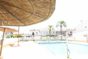 Beautiful and sunny family bungalow en Gran Alacant  (24)