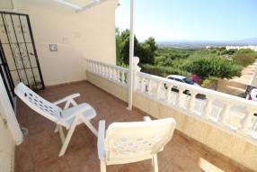 Top Floor Apartment Terrace and Garden  (16)
