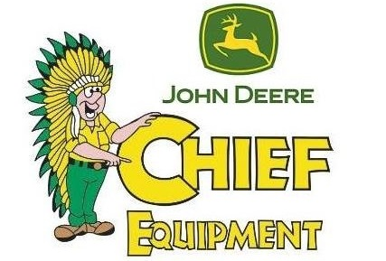 Company logo for 'Chief Equipment Inc.'.