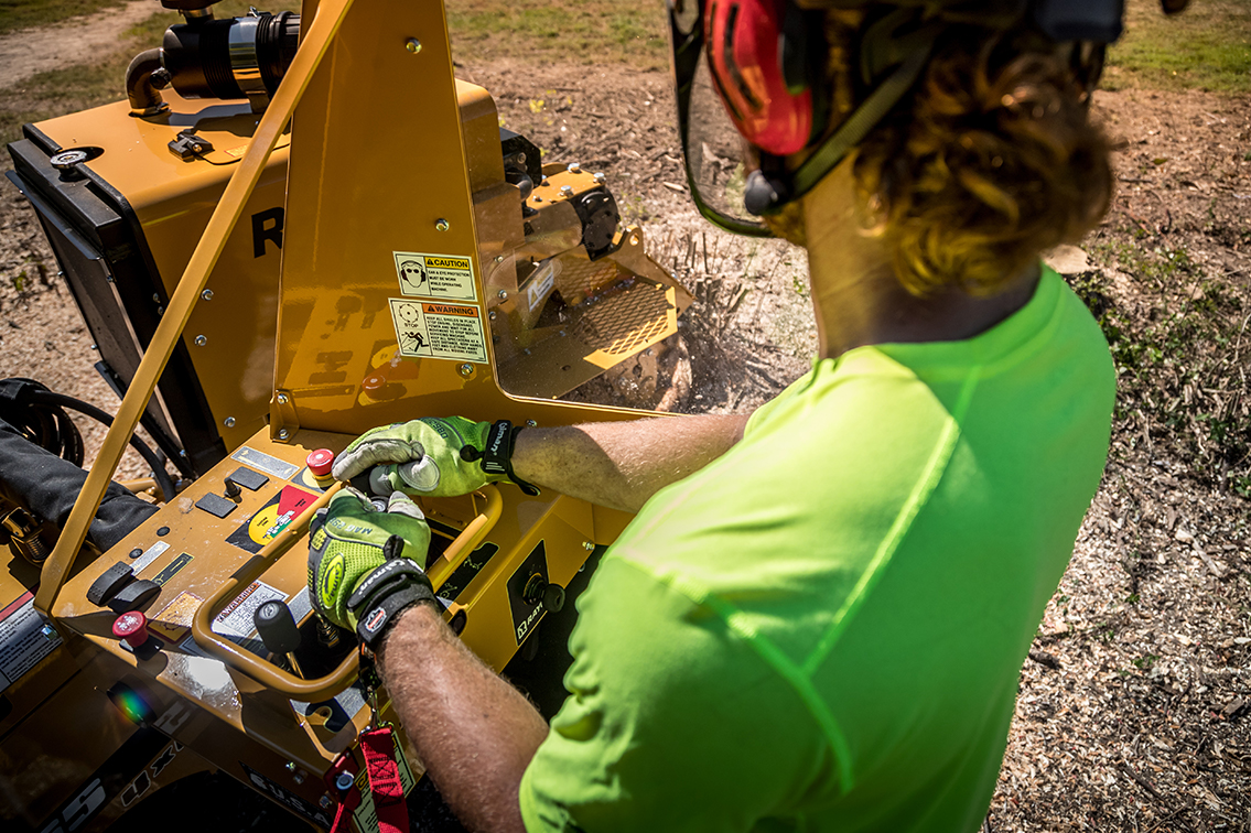Stump Cutter Maintenance and Safety Tips