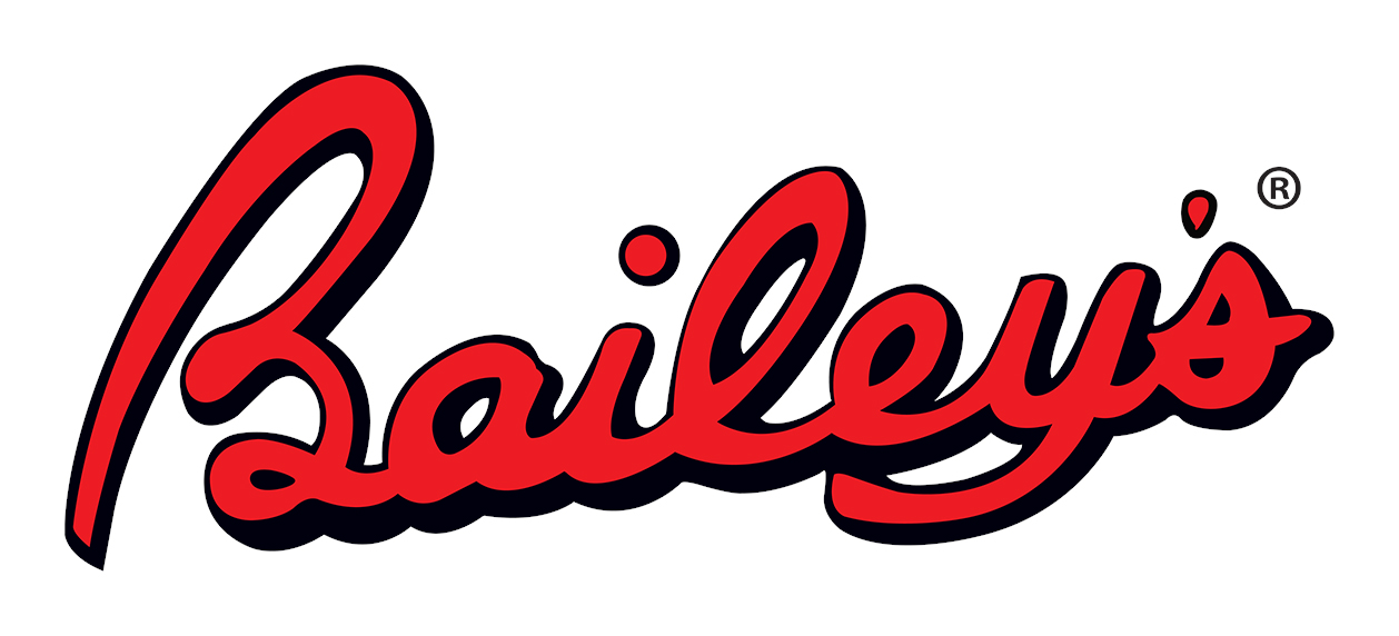 Company logo for 'Bailey's'.