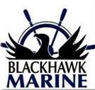 Company logo for 'Blackhawk Marine - Wautoma'.