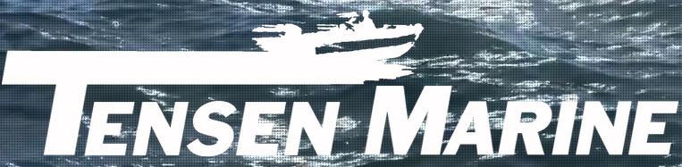 Company logo for 'Tensen Marine Sales & Service - Raymond'.