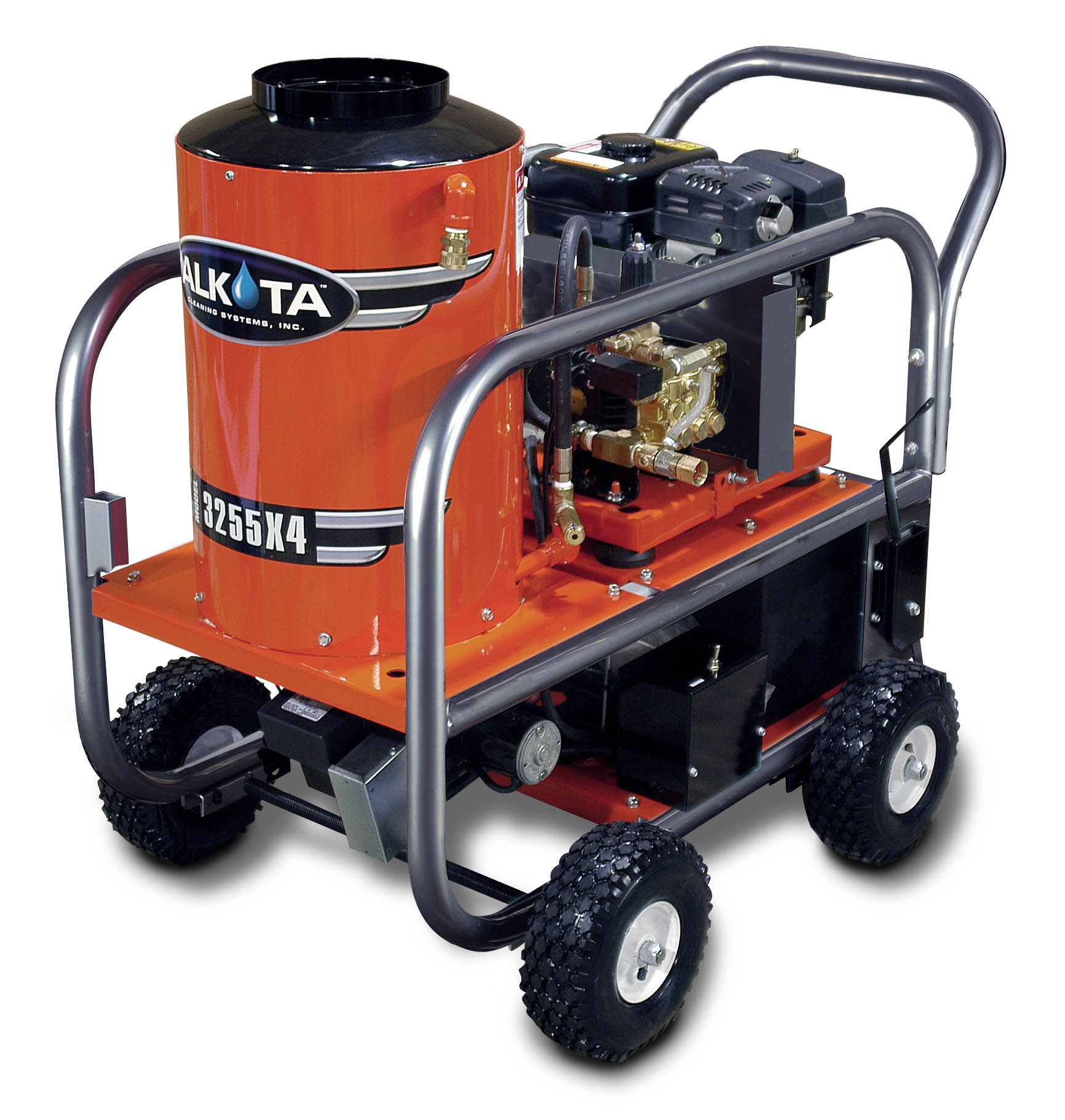 pressure washers hot water gas engine 3255x4 alkota alkota rh alkota com Alkota Steam Cleaner Parts Manual Alkota Steam Cleaner Dealers