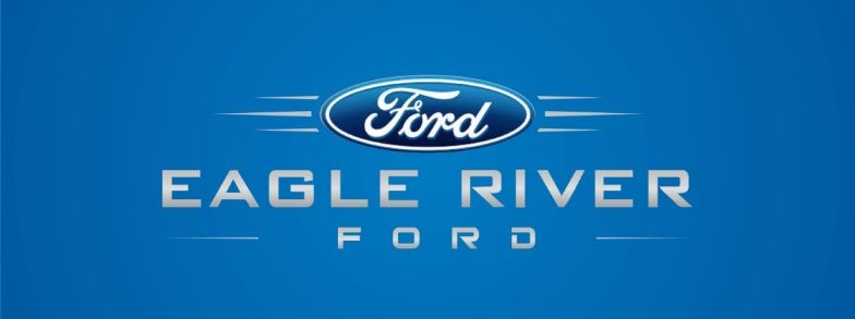 Company logo for 'Eagle River Ford'.