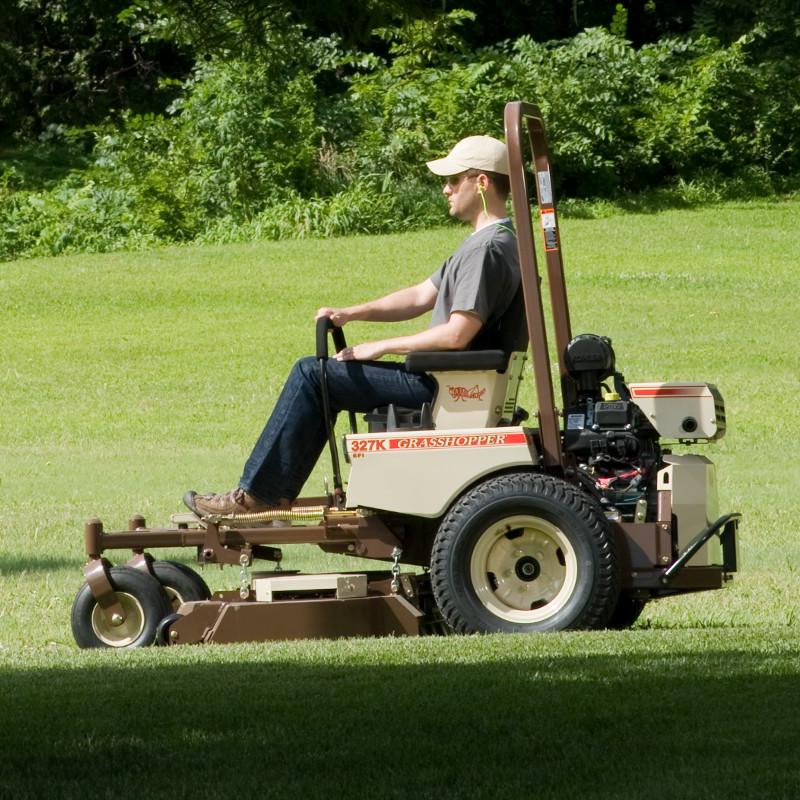 333g5 Efi Fuel Efficient Zero Turn Lawn Mower For Sale In
