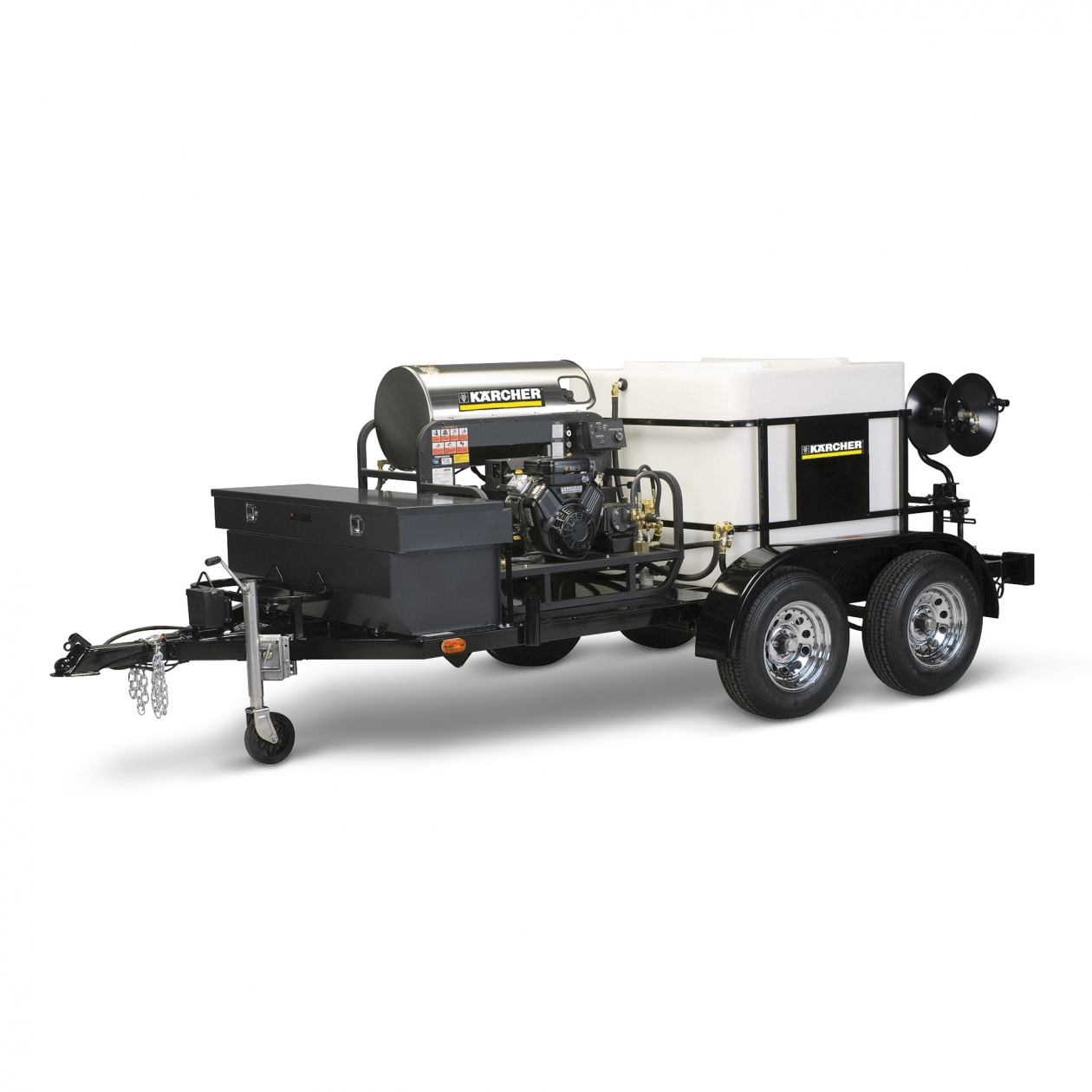 Pressure Washer Trailer Package for Sale in Houston, Texas 77060 at ...