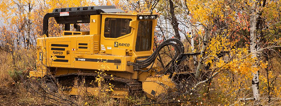 Morbark Introduces Rayco T415 Forestry Mulcher and Hydra-Stumper
