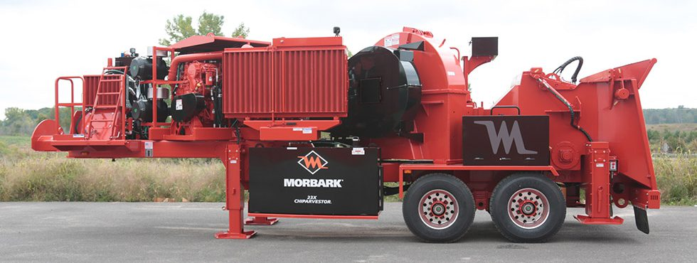 Morbark Hosts Demo Days, Debuts New 23X Chiparvestor